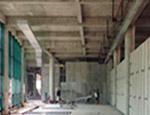 办公楼隔墙隔断案例2