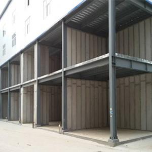 钢结构建筑隔墙雷竞技靠谱不
