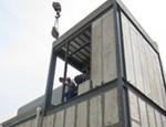 钢结构建筑隔墙案例1