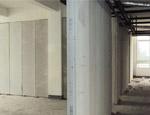 商铺隔墙隔断案例4