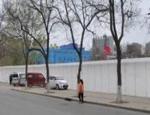 公路围墙围栏案例1