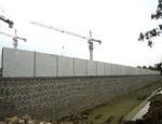 公路围墙围栏案例3
