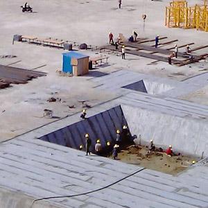 地基承台砖胎膜雷竞技靠谱不