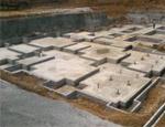 地基承台砖胎膜案例4