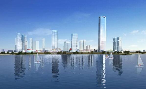 新洪城大市场建设