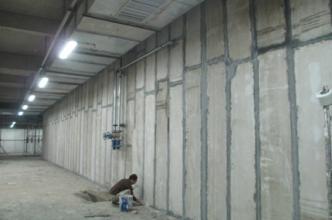 开裂隔墙板的处理措施