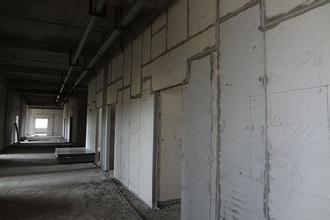 屋面工程中轻质水泥泡沫板的施工技术