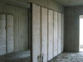 轻质水泥发泡隔墙板墙板应用
