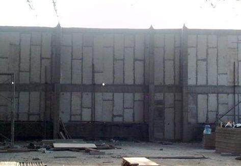 轻质隔墙项目中用到的轻质隔墙板防水有多强