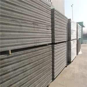钢筋混凝土框架内部轻质隔墙板安装固定方法