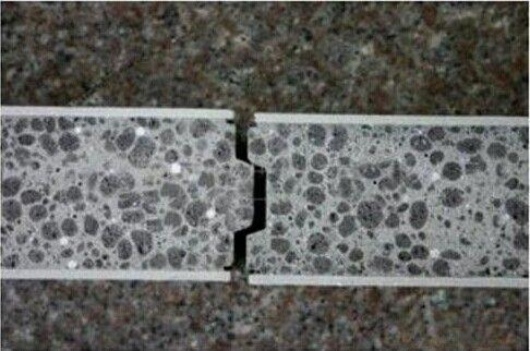 陶粒水泥轻质隔墙板产品主要特性