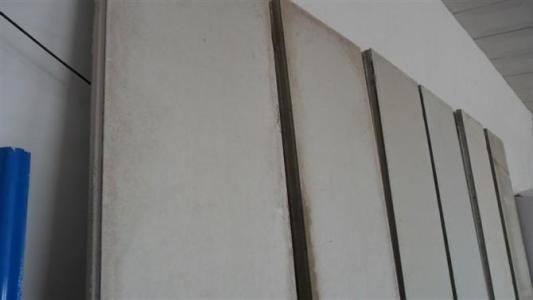 轻质水泥隔墙板施工程序