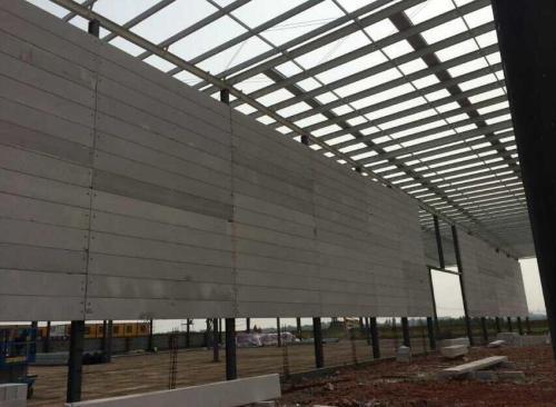 复合轻质隔墙板安全性说明