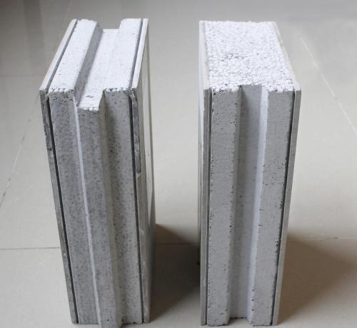 聚苯颗粒轻质复合隔墙板的防火性能展现