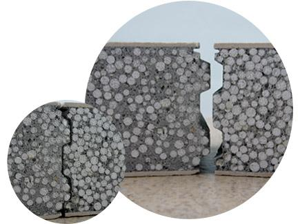 厂房高墙为什么选择水泥聚苯颗粒防火墙