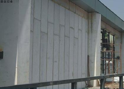 轻质墙板墙体裂缝产生的原因