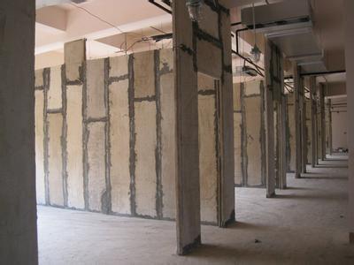安全的轻质防火墙板